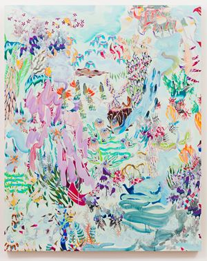 Spring by Sarah Ann Weber contemporary artwork