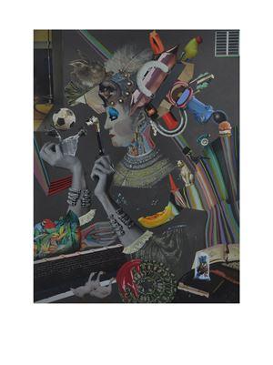 Subconscious Land # 3 by Umibaizurah Mahir Ismail contemporary artwork