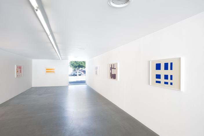 Exhibition view: Paul Mogensen, Blum & Poe, Los Angeles (23 January–5 March 2021). © Paul Mogensen. Courtesy  the artist, Blum & Poe, Los Angeles/New York/Tokyo, and Karma, New York. Photo: Dan Finlayson.