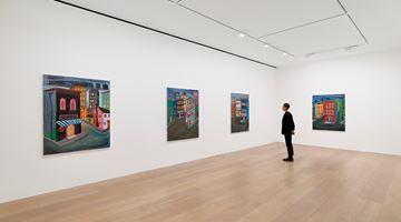 Contemporary art exhibition, Josh Smith, Spectre at David Zwirner, London, United Kingdom