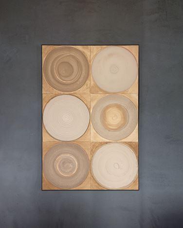 Exhibition view: Yuko Nasaka, Axel Vervoordt Gallery, Antwerp (6 June–31 August 2019). Courtesy Axel Vervoordt Gallery.