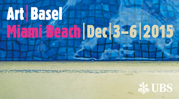 Contemporary art exhibition, Art Basel Miami Beach 2015 at Thomas Dane Gallery, London