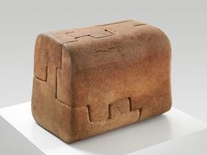 Lurra G-191(Earth G-19) by Eduardo Chillida contemporary artwork