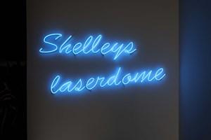 Shelleys Laserdome by Jeremy Deller contemporary artwork