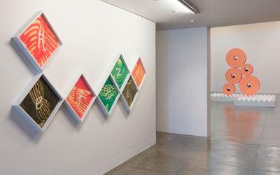 Alexandre Arrechea, Refazer, Exhibition view. Image courtesy ofGaleria Nara Roesler, São Paulo.