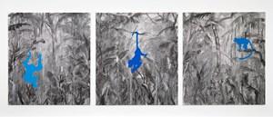 Jungle Blues by Djordje Ozbolt contemporary artwork