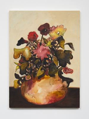 Withered Flower by Tomoo Gokita contemporary artwork
