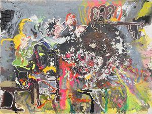 Untitled (Max und Moritz) by Christian Eisenberger contemporary artwork