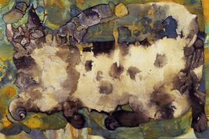 Dive into the sea by Hanako Kunishi contemporary artwork