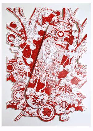 Visionary by KEnichi Yokono contemporary artwork