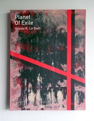 Planet of Exile / Ursula K. Le Guin by Heman Chong contemporary artwork