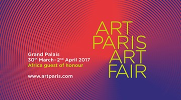 Contemporary art exhibition, Art Paris Art Fair 2017 at A2Z Art Gallery, Paris