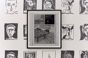 Prototyping Experiences (Studio Apparition Scene) by Ryan Gander contemporary artwork