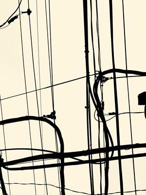 Looking up in OsakaEbisu Higashi 2 cho-me, Naniwa-ku (#2) by João Penalva contemporary artwork