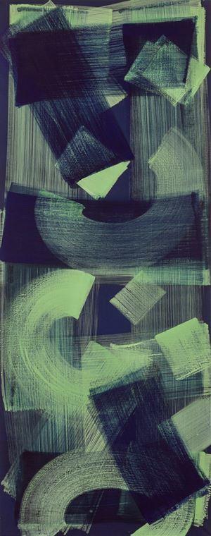 Mondig by Claudia Hirtl contemporary artwork
