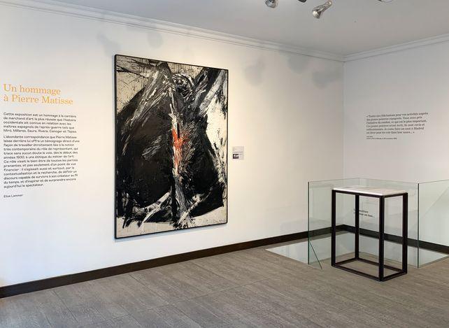 An Hommage to Pierre Matisse
