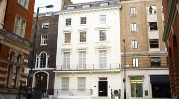 David Zwirner contemporary art gallery in London, United Kingdom