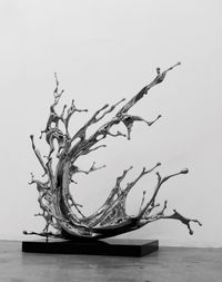 Airily Surging by Zheng Lu contemporary artwork sculpture