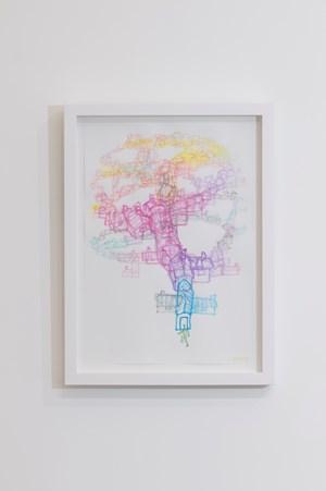 My Home/s by Do Ho Suh contemporary artwork