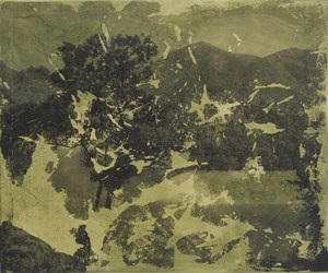 Landscape by Christine Ng Mien Yin contemporary artwork