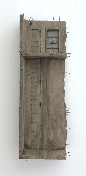 Rung Ladder by Tobias Bernstrup contemporary artwork