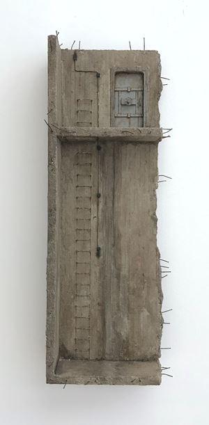 Rung Ladder by Tobias Bernstrup contemporary artwork sculpture