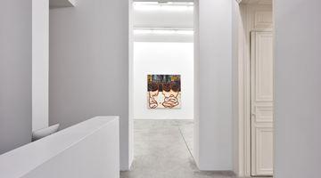 Contemporary art exhibition, Gerasimos Floratos, Psychogeography at Almine Rech, Rue de Turenne, Paris