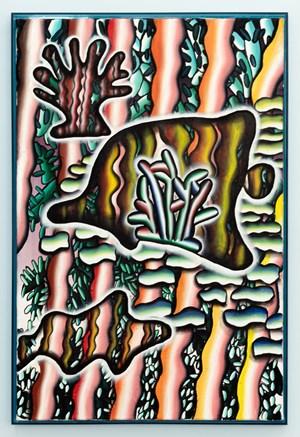 Sea-tangled by Lisa Vlaemminck contemporary artwork