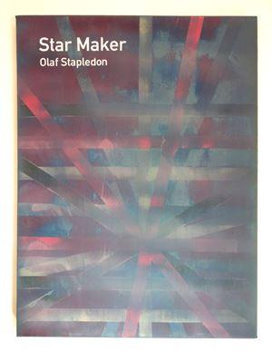 Star Maker / Olaf Stapledon (3) by Heman Chong contemporary artwork