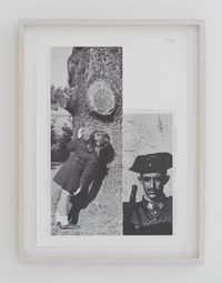 o.T. by Vaclav Pozarek contemporary artwork works on paper, photography, print