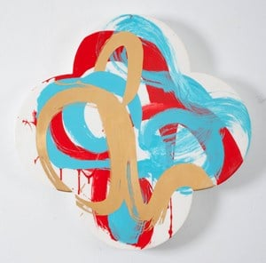 The Light of the World by Max Gimblett contemporary artwork