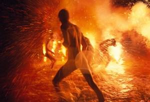 Wet Blaze by Ryan McGinley contemporary artwork