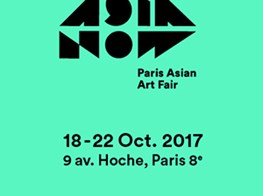 Asia Now Paris 2017