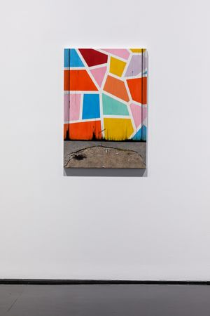 Rockaway thereabouts by Andrew Browne contemporary artwork