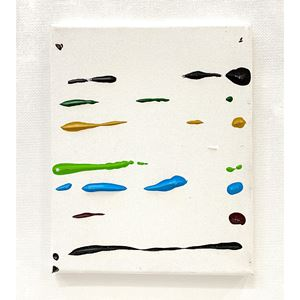 Ordinary Things by Sadaharu Horio contemporary artwork