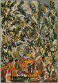 Banana Trees on Fire by Ugo Schildge contemporary artwork 1
