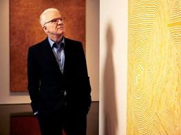 Aboriginal artists find a surprising new champion: Steve Martin