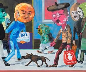 A-Str.1 by Marcus Weber contemporary artwork