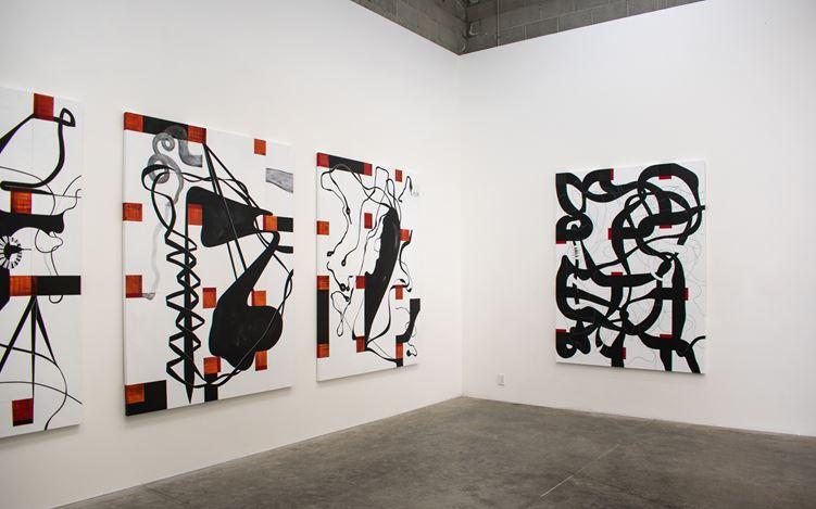 Exhibition view: Julia Morison, Segue, Jonathan Smart Gallery, Christchurch (13 March–14 April 2020). Courtesy Jonathan Smart Gallery.