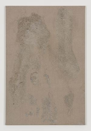 Sand by Helene Appel contemporary artwork