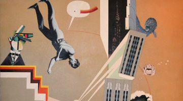 Contemporary art exhibition, Sergio Sarri, Sergio Sarri at Robilant+Voena, Online Only, United Kingdom