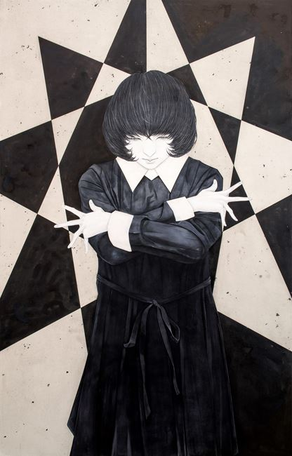 Enigma by Yu Kawashima contemporary artwork