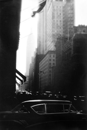 Fifth Avenue, New York by Frank Paulin contemporary artwork photography