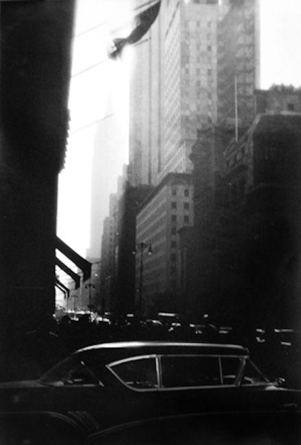 Fifth Avenue, New York by Frank Paulin contemporary artwork