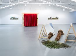 "Mónica De Miranda<br><em>All that burns melts into air</em><br><span class=""oc-gallery"">Sabrina Amrani</span>"