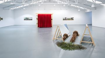 Contemporary art exhibition, Mónica De Miranda, All that burns melts into air at Sabrina Amrani, Sallaberry, 52, Madrid, Spain