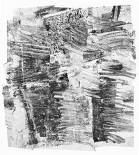 Displaced Surface A-001 by Zheng Chongbin contemporary artwork painting, works on paper, drawing
