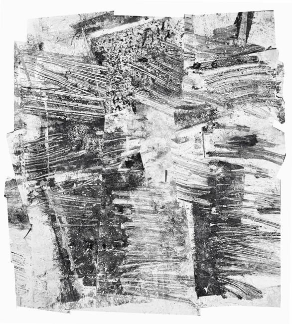 Displaced Surface A-001 by Zheng Chongbin contemporary artwork