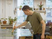 Nigel Cooke on remixing his process and our place in nature