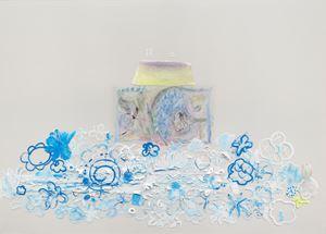 隱士Hermit by Xu Jiong contemporary artwork